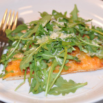 Arugula Pizza-0515
