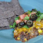 Black Bean, Corn & Chipotle Dip-1003