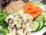 Curried Chicken Salad- perfect for a gluten free lunch! | www.nutritiouseats.com