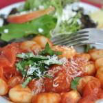 Fresh Tom Sauce Gnocchi -0736