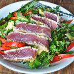 Seared Tuna Salad-0697
