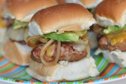 how to cook the perfect turkey burger