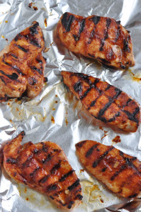BBQ Cola Chicken & Meal Planning Monday