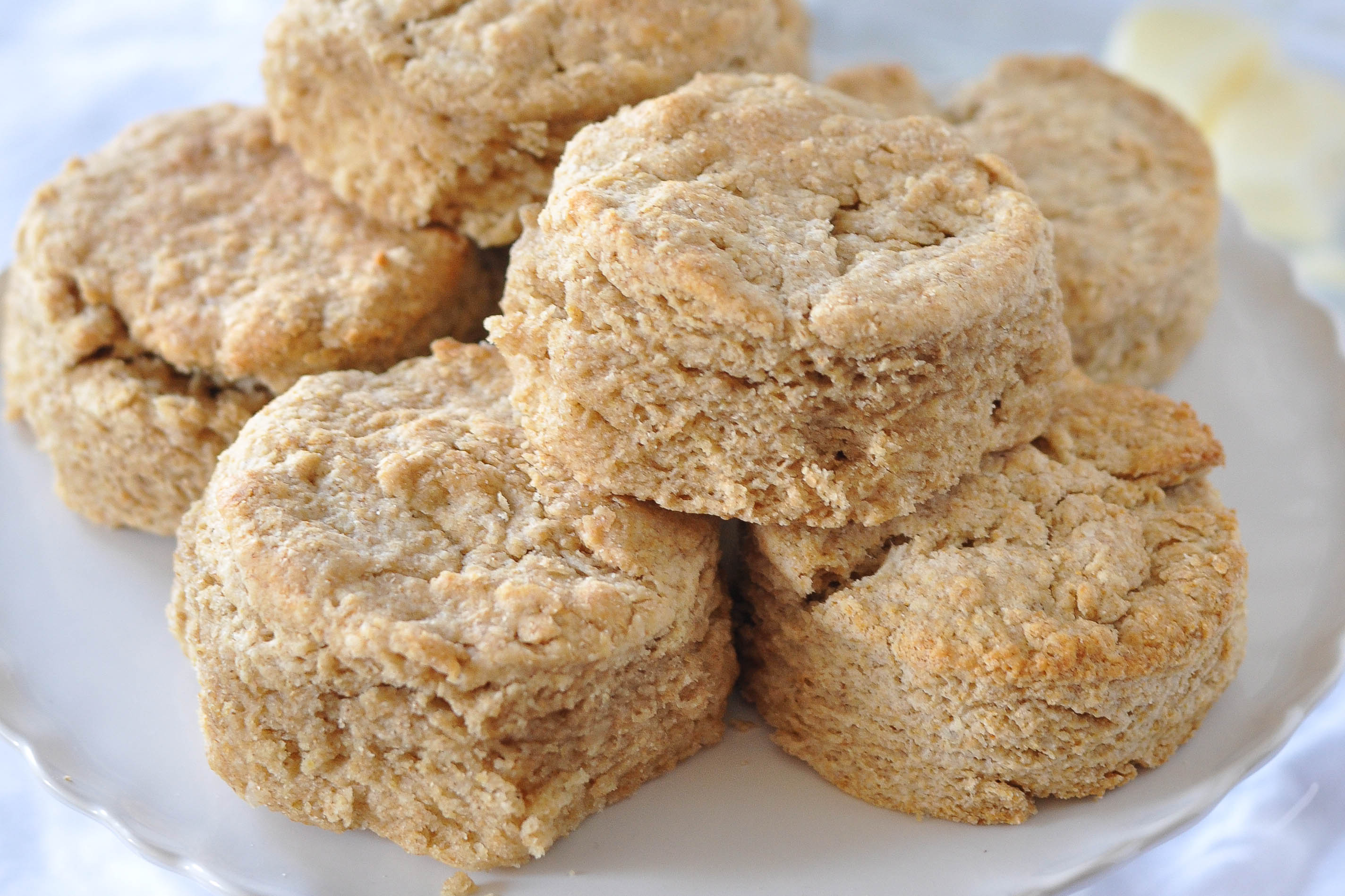 Wholemeal Biscuit