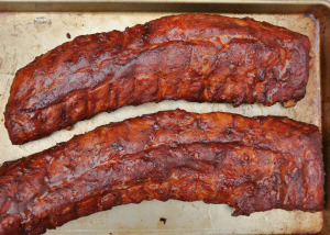 Life long friends and a Recipe for Smoked Ribs