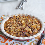 Apple Pie Baked Oatmeal -1