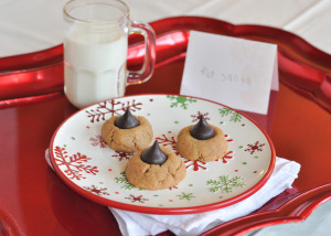 Peanut Butter Kiss Cookies-1-6
