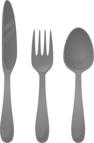 Moself_Cutlery_clip_art_medium