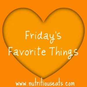 Friday's Favorite Things