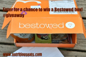 Bestowed Box Giveaway