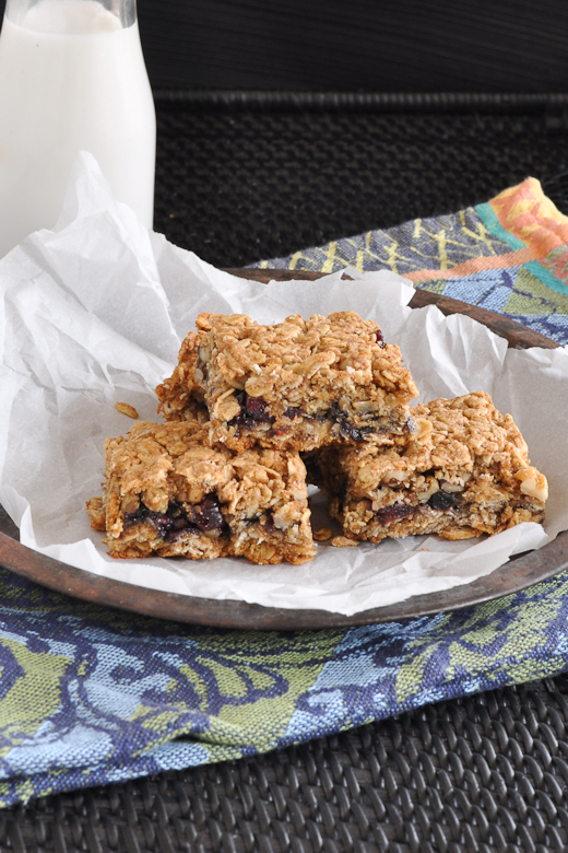 Blueberry Granola Bar-1-5