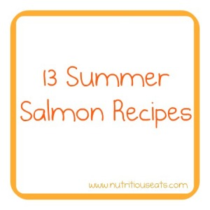 Salmon Recipes for the Summer