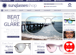 Sunglasses Shop Giveaway!