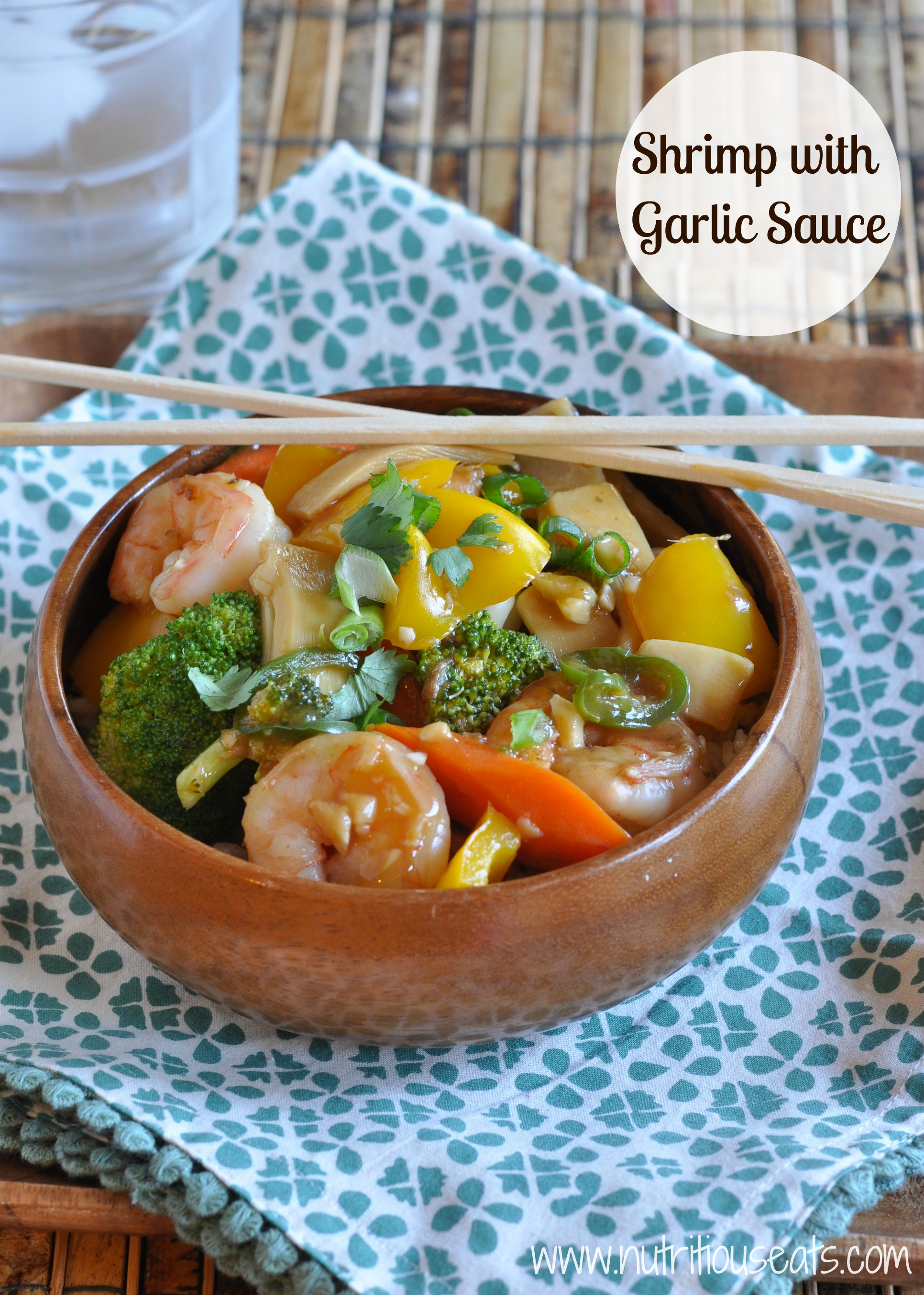 Shrimp with garlic sauce nutritious eats forumfinder Gallery