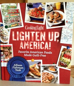 Cookbook Giveaway: Cooking Light Lighten Up America!