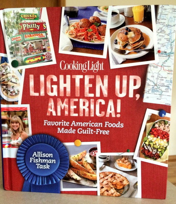 Cooking Light Lighten Up America! Giveaway