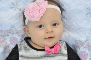 Four Month Baby Update