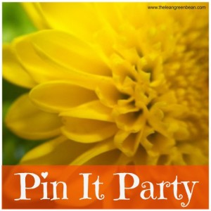 Pin It Party {Pinterest}