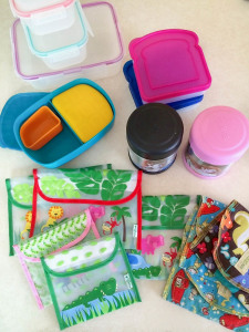 Green Ways to Pack A Lunch