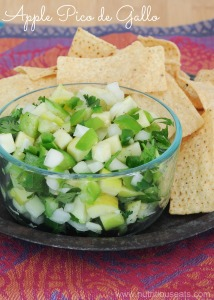 Apple Pico de Gallo {#YahooFood}