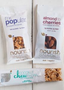 Healthy Snacking with Nourish Snacks + Giveaway