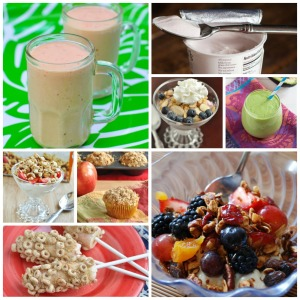 Healthy Breakfast Ideas With Yogurt