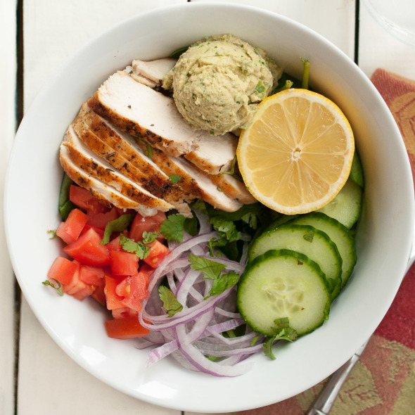 Power chicken hummus bowl panera copycat recipe nutritious eats power chicken hummus bowl panera copycat recipe gluten free high protein forumfinder Image collections