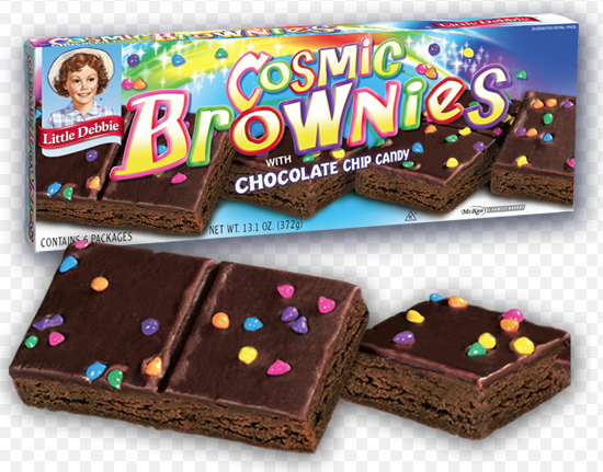 Calories Brownies Chocolate Chips