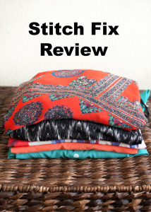 Stitch Fix Review #15