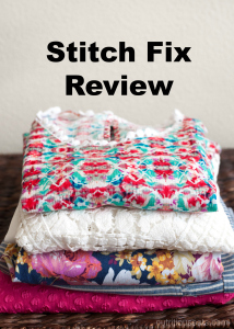 Stitch Fix Review #16