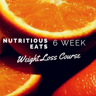 Nutritious Eats 6 Week Weight Loss Course- www.nutritiouseats.com