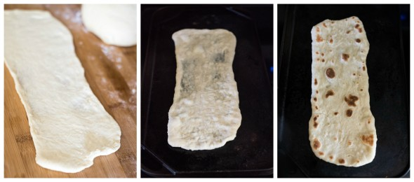 how to make flatbread with amaranth