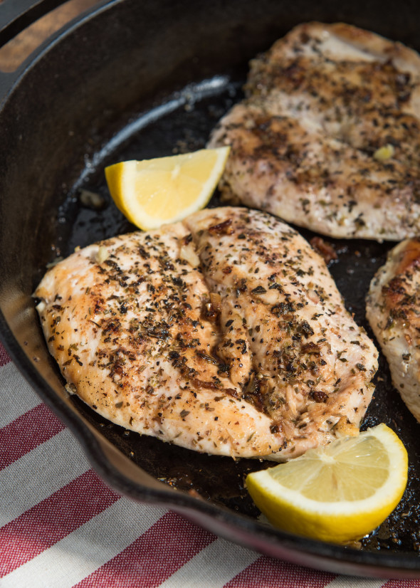 Italian Seasoned Chicken Breasts Nutritious Eats