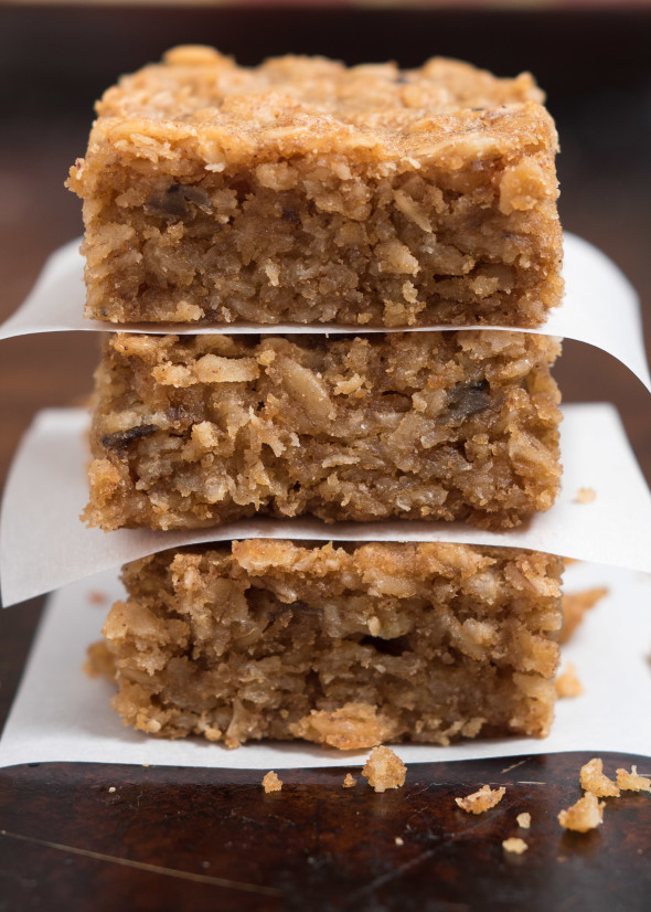 Peanut Butter Oatmeal Bars Are Chewy, Gluten Free Bars That Only Take A Few  Minutes