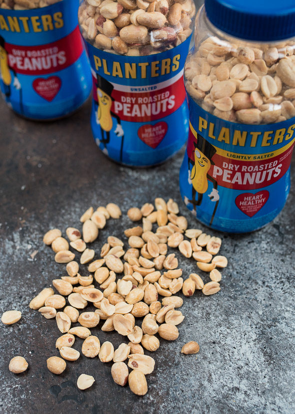 5 Reasons To Fuel Your Workout With Peanuts #peanutpower #ad