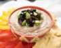 White Bean and Olive Dip..