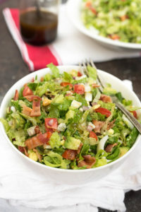 The Best Classic Chopped Salad