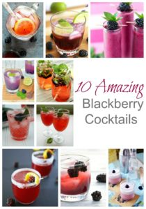 10 Amazing Blackberry Cocktails