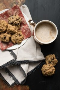 Cranberry Almond Spice Cookies + Ninja Coffee Bar® System Giveaway