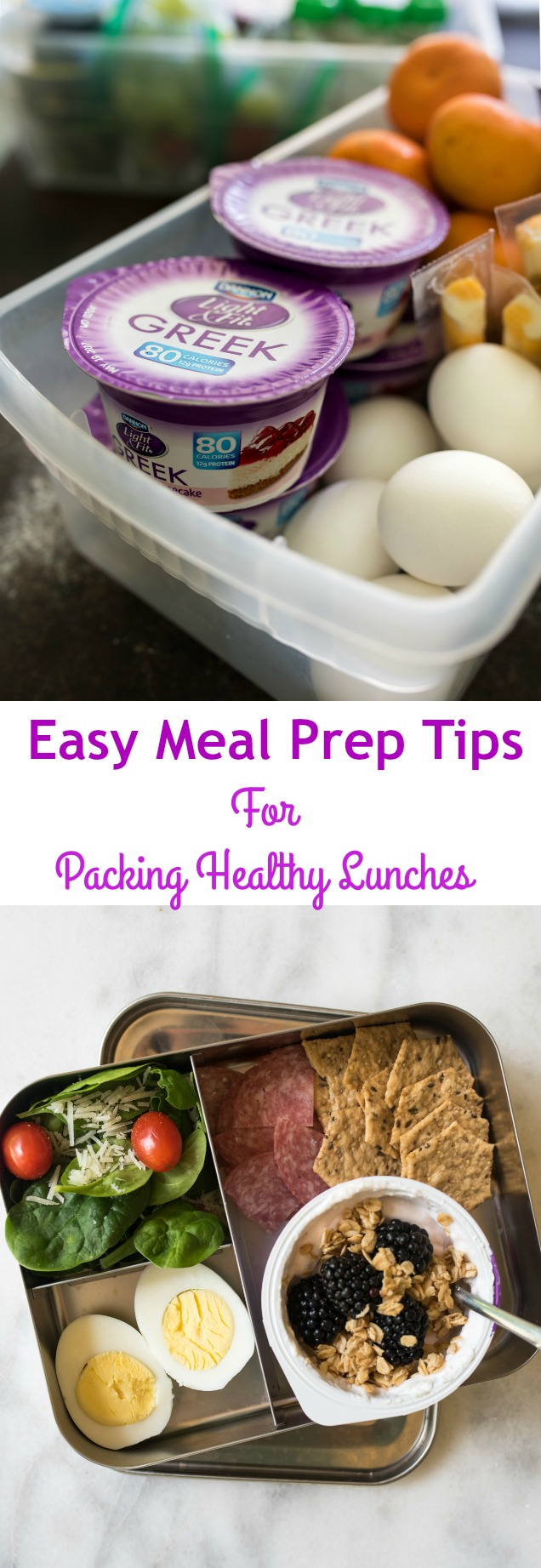 Meal prep is the key to your sanity in the kitchen, where no rules apply, and anything is better than nothing.