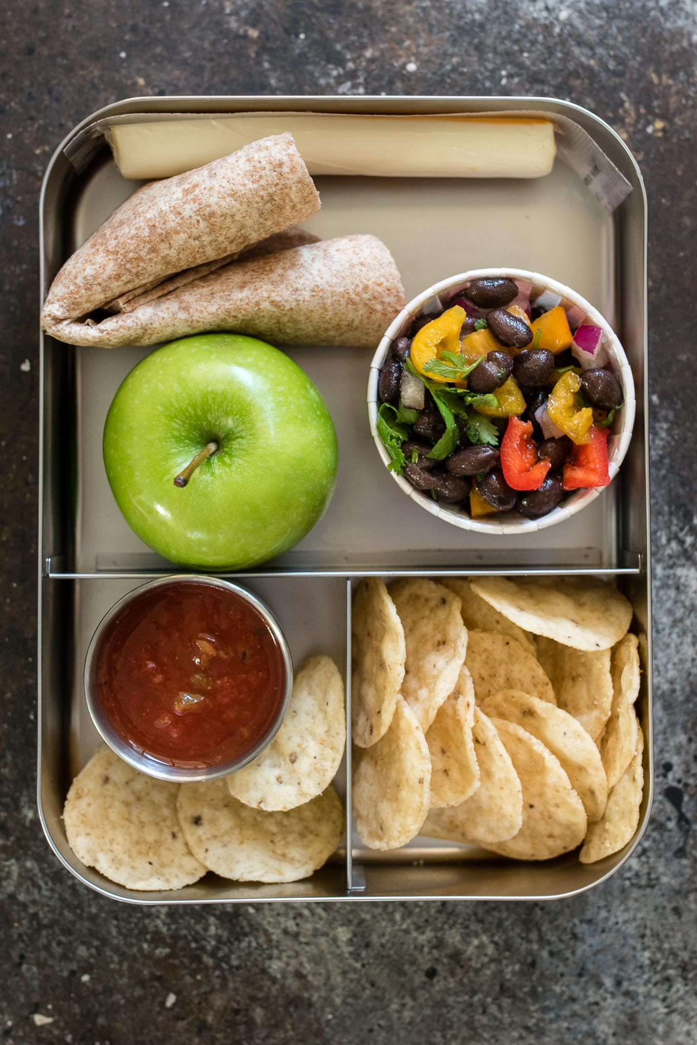 Enjoy these 10 nutritious, well-balanced, kid (and adult) friendly lunch box ideas that will inspire you to get packing! Plus a fun Pancake Sandwich recipe that your kids will love.