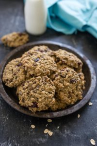 Lunch Box Cookies {Vegan + Gluten Free}