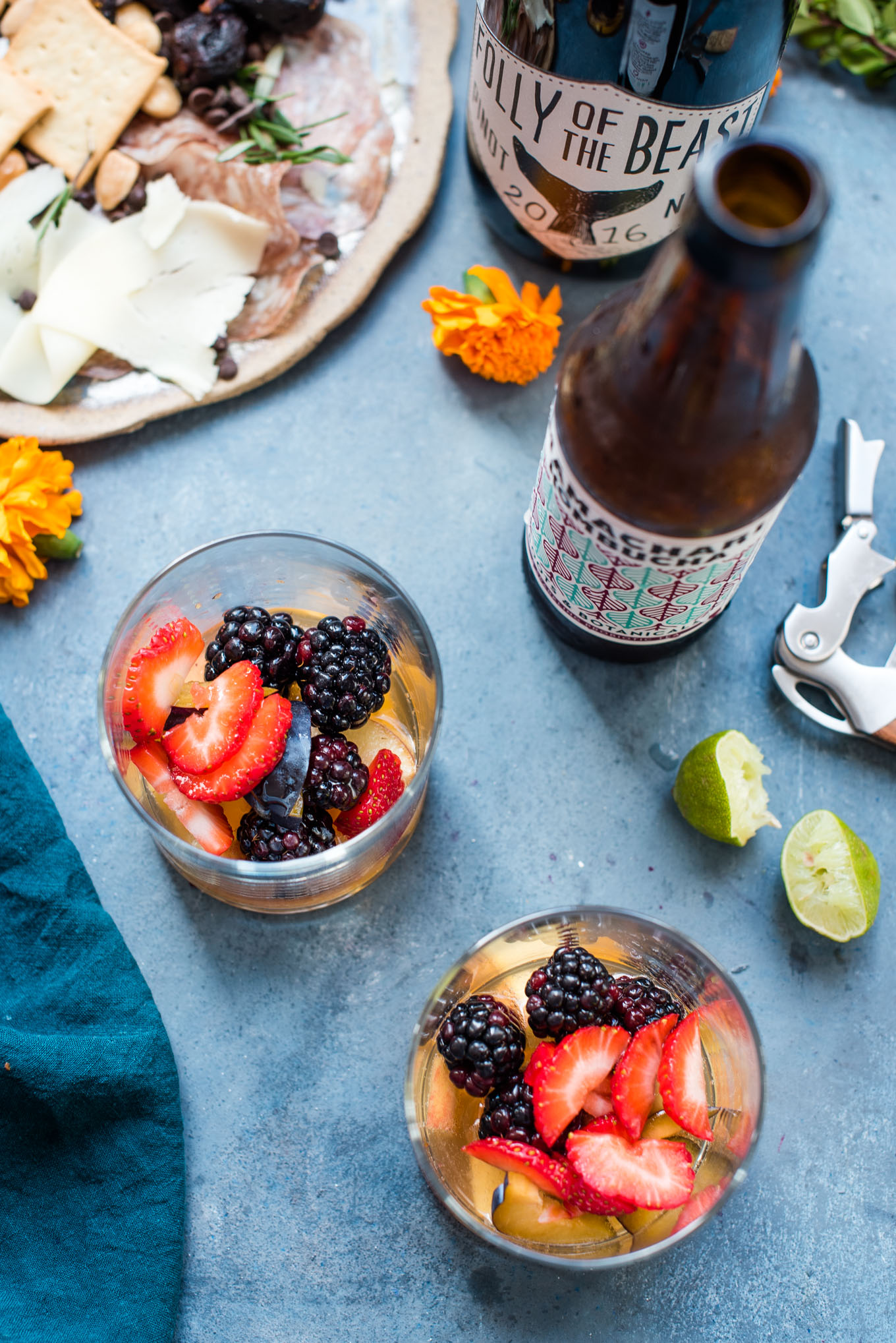 how to make quick sangria