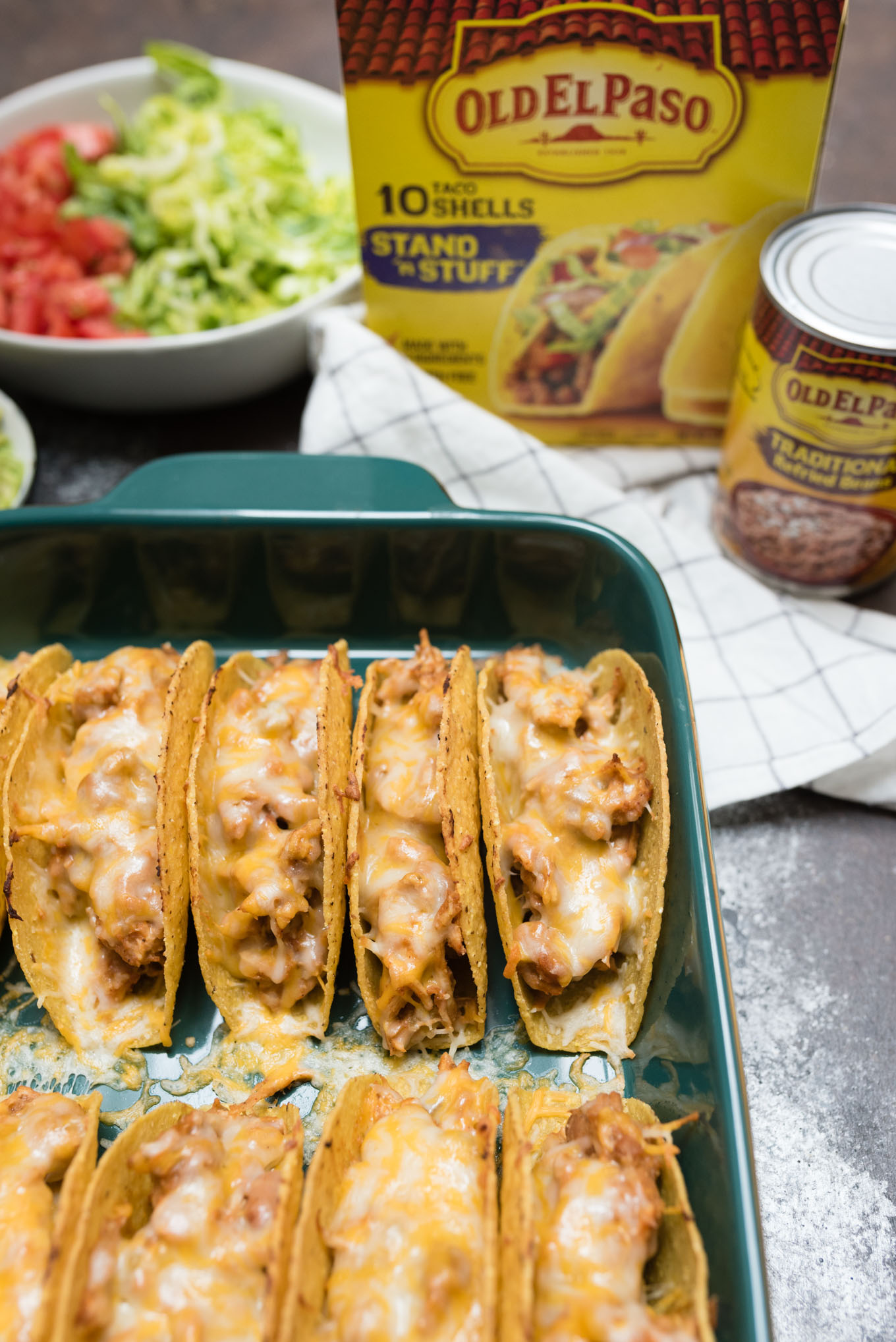 Baked Chicken Tacos Nutritious Eats